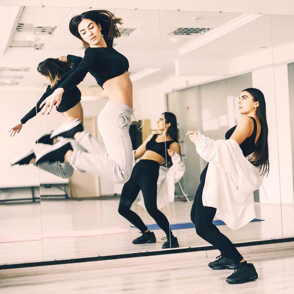 Танц импровизации